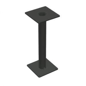 Aurora Dining Height Bolt-Down Table Base