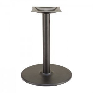 Onyx Black - dining height base shown
